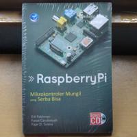 RaspberryPi, Mikrokontroler Mungil yang Serba Bisa+cd