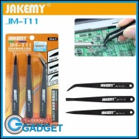 Pinset Tweezer Repair Toolkit Alat Service hp Iphone smartphone JM T11