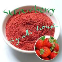 Strawberry Extract Powder 25g/Food Grade/Halal