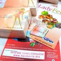 Obat Lady fem ladyfem Keputihan Kista Myiom Nyeri Haid Herbal Dr Boyke