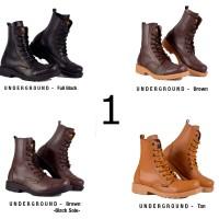 0f3e7f5fc3 Jual sepatu boot pria nike adidas converse humm3r boots delta