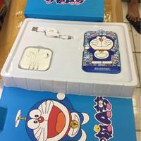Paket Hadiah Kado Power Bank Hello Kitty Dan Doraemon
