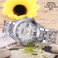 JAM TANGAN WANITA MURAH BATAM Rolex Crown AC 7004