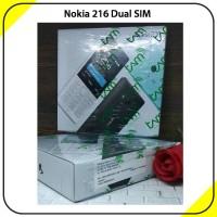 Nokia 216 Dual SIM Dual Kamera Java Garansi Resmi