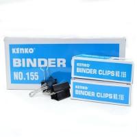 BINDER CLIPS JOYKO / KENKO NO. 155
