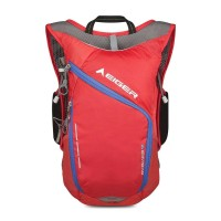 Tas Eiger Pacemaker Trail Running Hydropack 10L Bag Red Merah