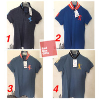 Giordano Polo Shirt Wanita Original