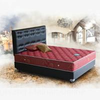Superior Serenity Set Tanpa Sandaran Kasur Spring Bed Elite 90 x 200