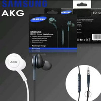 HF handsfree earphone headset hp samsung S8+ design by AKG Original