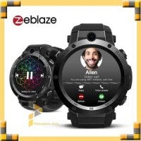 NEW Zeblaze Thor S Android Smart Watch Super AMOLED Smartwatch GPS Ter