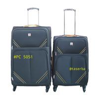 28 inchi Koper Travel High Quality besar Expandable POLO Classic 5051