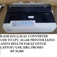 Printer Epson LX300+II Murah Berkualitas DotMatrix LX 300+II Mulus