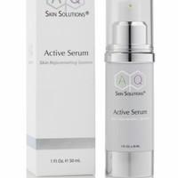 AQ skin solution : AQ active serum