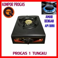 Kompor Gas 1 Tungku Progas Murah