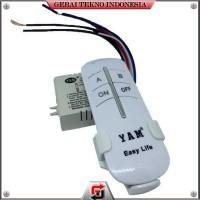 Saklar Perangkat Listrik Wireless   Remote Control 220V Range 10-20M