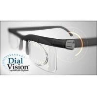 (EH138) Kacamata Dial Vision Bebas Atur Fokus Lensa / Dial Vision