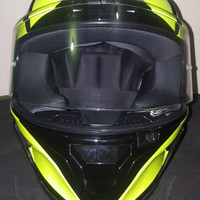 Helm Airoh Valor Eclipse Yellow (2nd)