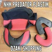 BUSA HELM NHK PREDATOR 2V plastik