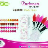 Lipstik Purbasari Daily Series (Warna Sesuai Request)