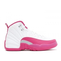 cb1aa40ea80e Sepatu Basket Original Nike Air Jordan 12 Retro GG WHITE 510815109