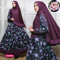 Gamis wanita muslim dress syari talia