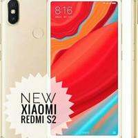 HP XIAOMI REDMI S2 (XIOMI S 2 RAM 3/32 32GB) GOLD-GREY - EMAS-ABU ABU