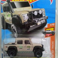Hot wheels land rover