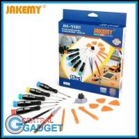 Obeng Alat Servis hp Reparasi Elektronik Set 13 in 1 Jakemy JM 9102