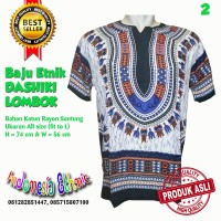 Harga baju etnik khas lombok warna | antitipu.com