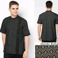 Baju Koko 01 Baju Muslim u/ pria wanita casual style keren gaul simpel