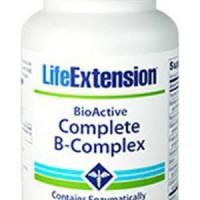 Life Extension Bio Active Complete B-Complex 60 Caps