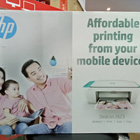PRINTER HP 2622 WIRELESS (PRINT - SCAN - COPY) NEW ORIGINAL