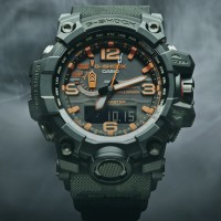 Jam G-Shock MUDMASTER GWG-1000MH-1A Maharishi Limited ORI BM