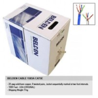New Kabel UTP BELDEN USA, Cat 5, 1 ROLL, Original