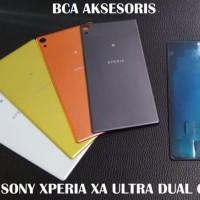 Backdoor Sony Xperia Xa Ultra Dual 6 - Tutup Belakang Hp Experia