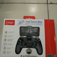 Ipega PG-9076 Gamepad Wireless Controller Bluetooth Android IOS PS3 PC