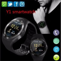 smartwatch Y1 support simcard mmc smartwatch keren handphone android