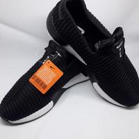 Sepatu Nike KW Wanita Slip On - Black (Size 36-40)