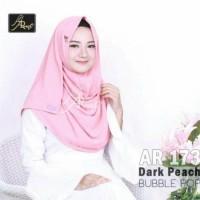 Jilbab Instan Rhena Pashtan Arrafi-Ar 173 Hijab Kerudung Pashmina
