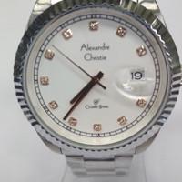 Jam tangan original merk Alexandre Christie terbaru cowok