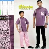 Produk Terlaris Baju Koko Anak Koko Ayah Anak Koko Couple Gk-5045