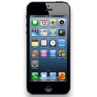 Apple iPhone 5 - 64GB Inter - Black