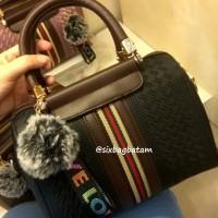 HOT PROMO TAS FASHION 901661 TAS TANGAN DOKTER IMPORT MURAH HAND BAG