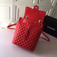 PERFECT Chanel Urban Spirit Backpack / Tas Ransel Wanita Branded