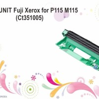 Drum Unit Cartridge Printer Fuji Xerox P115 / P115b / M115 / M115w