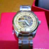 [Fortune Watch] Jam tangan fashion pria rolex matic limited edition on