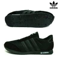 Sepatu Murah Adidas Warna Hitam Cocok Untuk Sekolah Dan Olahraga