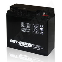 Battery Ups / Aki Kering / Baterai SMT 12Volt 18AH Garansi Resmi