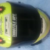 Helm Shoei X8 Scott Russel Size M not arai agv nolan tsr kyt