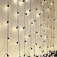 Lampu Anggur - Lampu Kelereng - Lampu Taman - Lampu LED - Lampu Natal